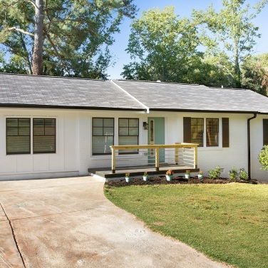Mid Century Decatur HausZwei Homes Meadowbrook Acres