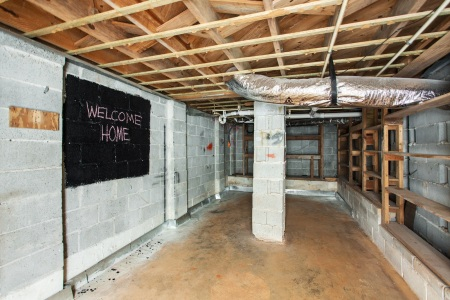 25 crawlspace welcome home