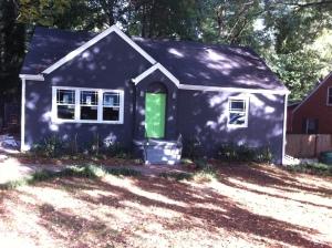 Decatur House For Rent Midway Woods Dearborn Park HausZwei Homes 1545 Deerwood Drive